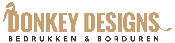 Donkey Designs: Bedrukken & Borduren